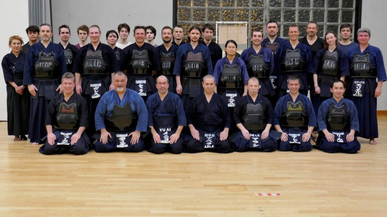 Coupe du 92 – Stage de Kendo de Malakoff le samedi 23 juin 2018